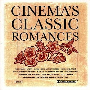 Cinema's Classic Romances original soundtrack