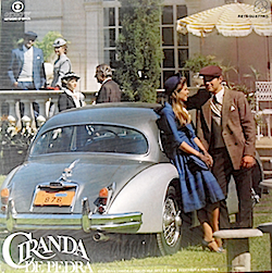Ciranda de Pedra original soundtrack