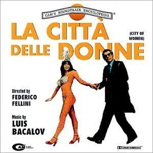 Citta Delle Donne original soundtrack