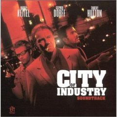 City of Industry original soundtrack