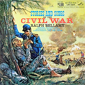 Civil War - Stories and songs original soundtrack