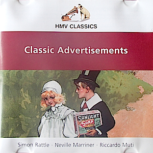 Classic Advertisements original soundtrack