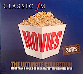 Classic fM: Movies original soundtrack
