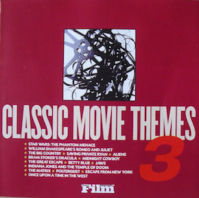 Classic Movie Themes 3 original soundtrack