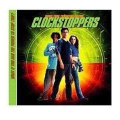 Clockstoppers original soundtrack