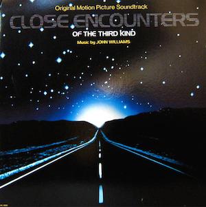 Close Encounters of the Third Kind original soundtrack