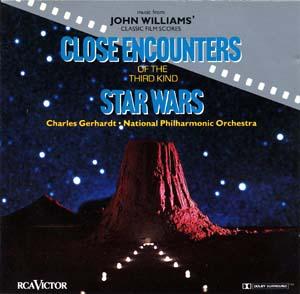 Close Encounters & Star Wars original soundtrack