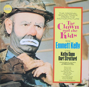 Clown and the Kids original soundtrack