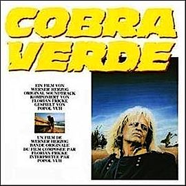 Cobra Verde original soundtrack