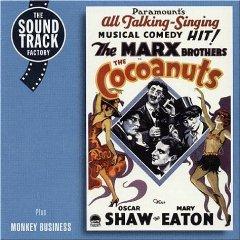 Cocoanuts & Monkey Business original soundtrack