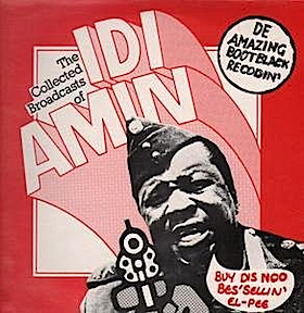 Collected Broadcasts of Idi Amin original soundtrack