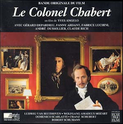 Colonel Chabert original soundtrack