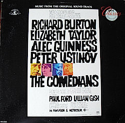 Comedians original soundtrack