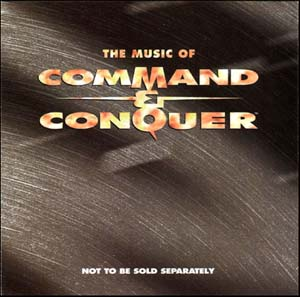 Command & Conquer original soundtrack