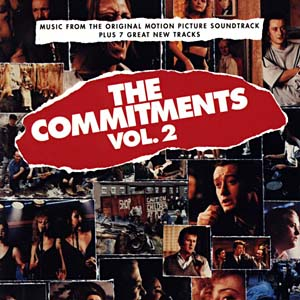Commitments Vol.2 original soundtrack