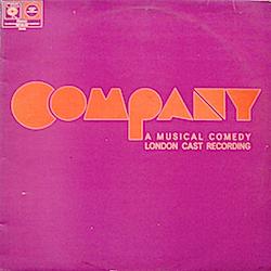 Company: 1970 London cast original soundtrack