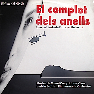 Complot Dels Anells original soundtrack