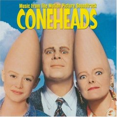 Coneheads original soundtrack