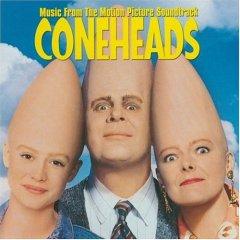 Coneheads original soundtrack