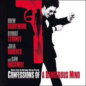 Confessions of a Dangerous Mind original soundtrack