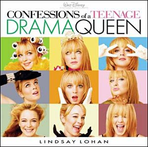 Confessions of a Teenage Drama Queen original soundtrack