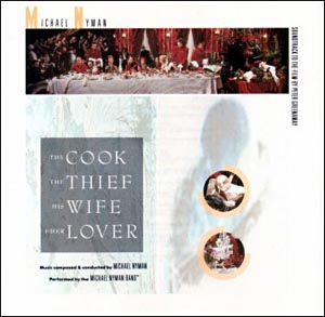 Cook, the Thief, his Wife & her Lover original soundtrack