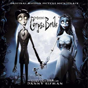 Corpse Bride original soundtrack