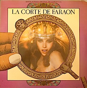Corte de Faraon original soundtrack