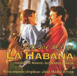 Cosas que deje en la Habana original soundtrack