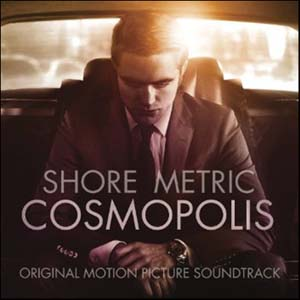 Cosmopolis original soundtrack