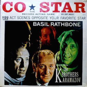 Co*Star: Basil Rathbone - The Brothers Karamazov original soundtrack