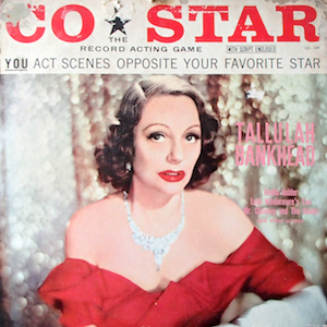 Co*Star: Tallulah Bankhead- The Record Acting Game original soundtrack