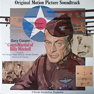 Court-Martial of Billy Mitchell original soundtrack