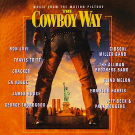 Cowboy Way original soundtrack