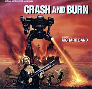 Crash and Burn original soundtrack
