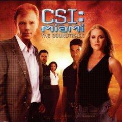 CSI original soundtrack
