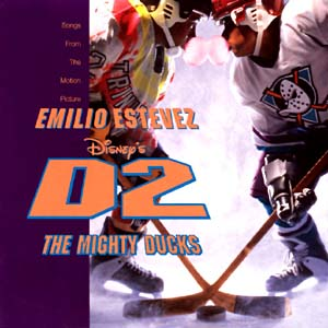D2: The Mighty Ducks original soundtrack