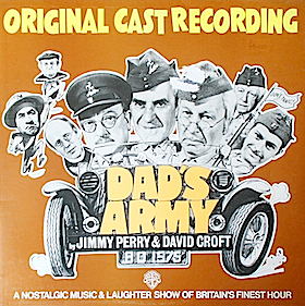 Dad's Army: Cast Recording original soundtrack
