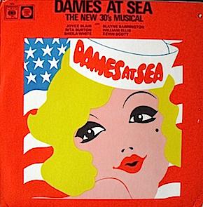 Dames at Sea: 1969 London Cast original soundtrack