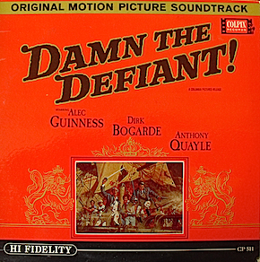 Damn the Defiant original soundtrack