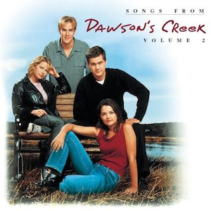 Dawson's Creek  Vol.2 original soundtrack