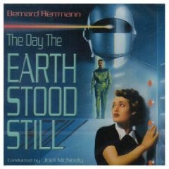 Day the Earth Stood Still original soundtrack