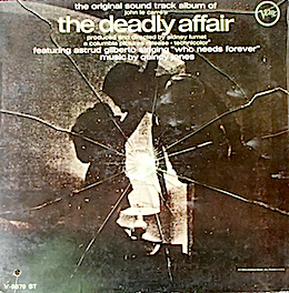 Deadly Affair original soundtrack