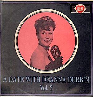 Deanna Durbin: A Date With Vol.2 original soundtrack