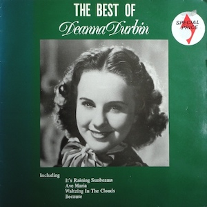 Deanna Durbin: Best Of original soundtrack