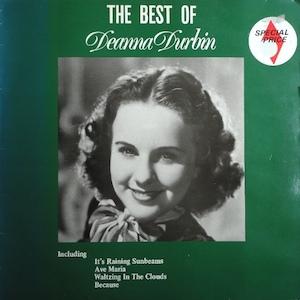 Deanna Durbin: Best Of original soundtrack