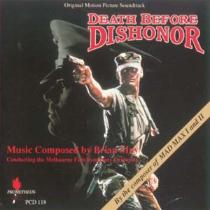 Death Before Dishonor original soundtrack