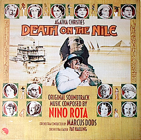 Death on the Nile original soundtrack