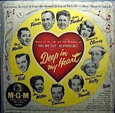 Deep in my Heart original soundtrack