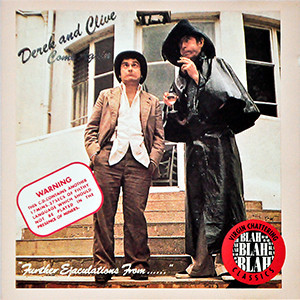 Derek & Clive: Come Again original soundtrack